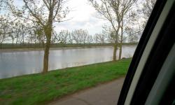 Северо-Крымский канал 21 апреля 2014