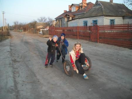 Мериадок, Перегрин и Розочка