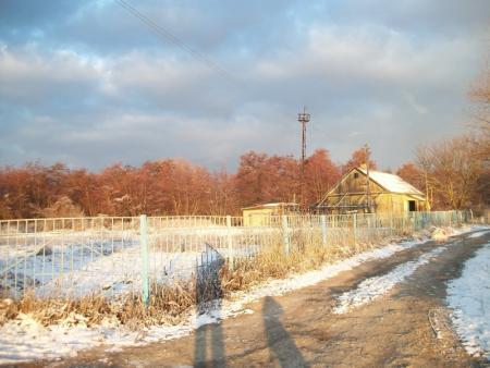 Зимний Хоббитон