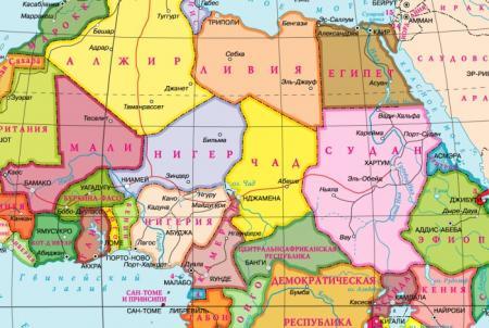 плохо нарисованные границы государств