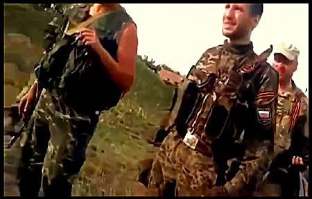 Боевики, террористы, война, ДНР