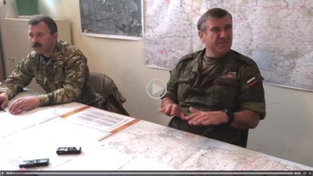Генерал-лейтенант РФ А.И.Ленцов