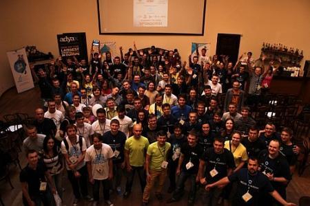 Lviv Euro DrupalCamp 2014
