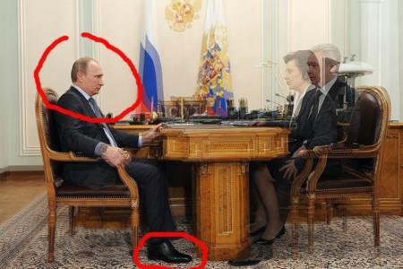 Путин в консервах