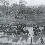 Отступление русской армии после сражения под Мукденом
