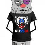 ватник-медведь